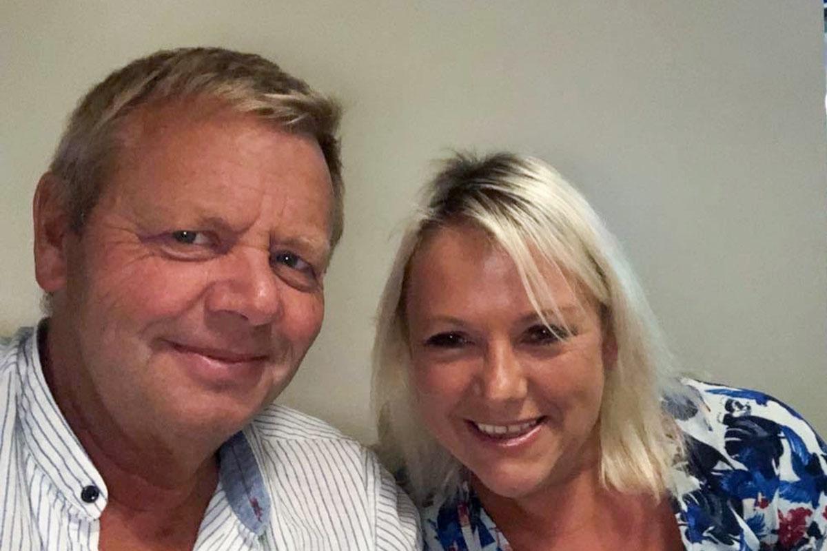 Grupo Platinum - Christine and Peter